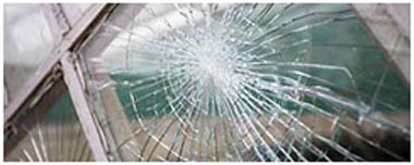 Hither Green Smashed Glass